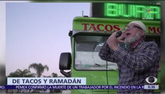 Musulmanes, Los Angeles, ayuno, Ramadán
