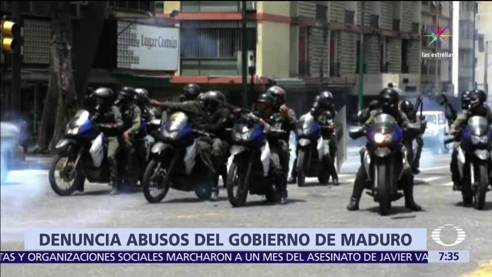 Siguen las marchas, Venezuela, fiscal general, desafía Gobierno