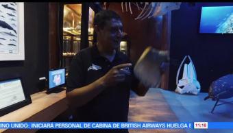 México sobre Ruedas, La Paz, El equipo, reportaje