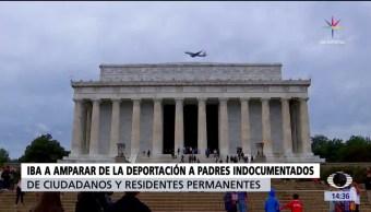 noticias, televisa, Padres indocumentados, niños estadounidenses, deportados, Estados Unidos