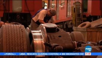 Rehabilitarán, 45 trenes, Metro, CDMX, transporte, público