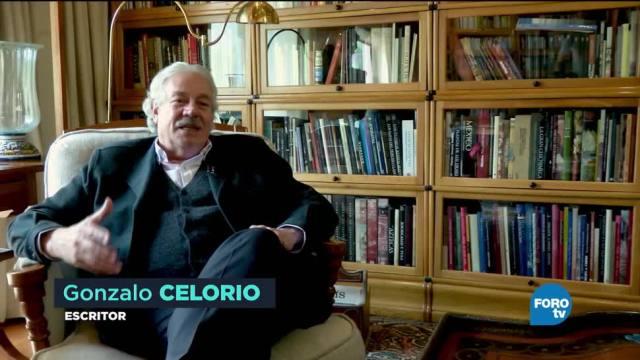 escritorGonzalo Celorio, trascendencia, Cien años de soledad