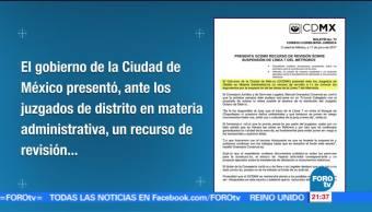 Gobierno, CDMX, defiende, construcción, Metrobús, Reforma
