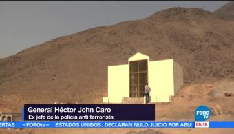 Perú, mausoleo, muertos, Sendero Luminoso, organización terrorista
