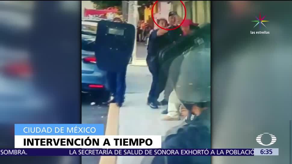 policías, CDMX, suicidio, San Francisco Culhuacán, problemas sentimentales