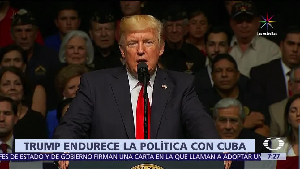 gobierno de Raúl Castro, nueva política, Estados Unidos, Donald Trump