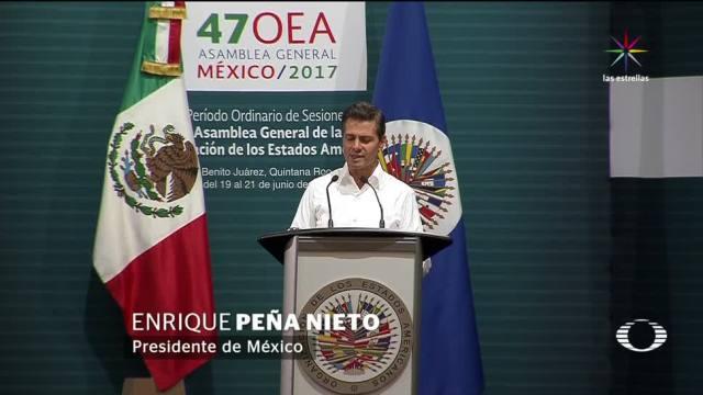 noticias, televisa, OEA, no logra, acuerdo, Venezuela