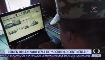 Raúl Cervantes, titular de la PGR, delincuencia organizada, ataque, estructura económica