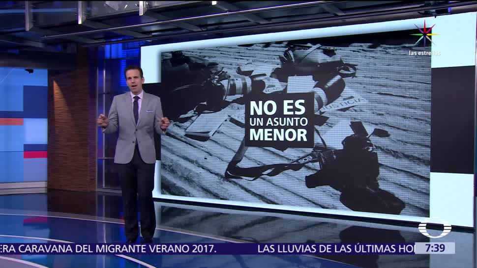Violencia juvenil, espionaje contra periodistas, reunión de cancilleres, Venezuela