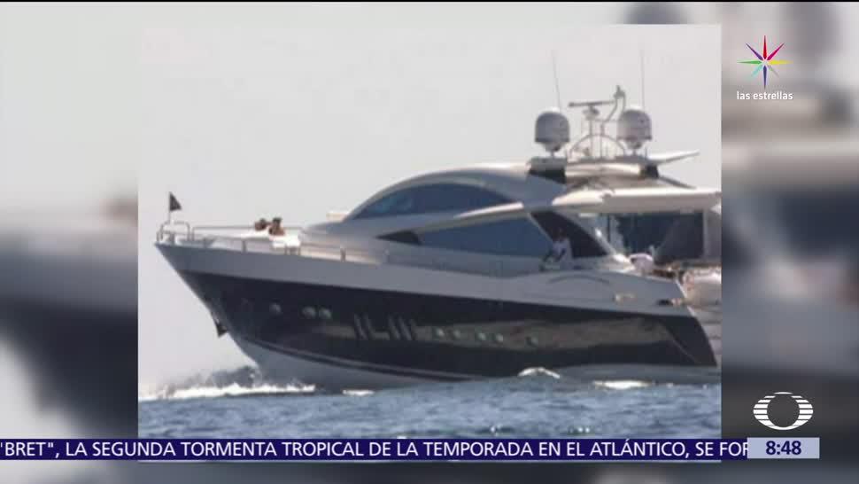 yate, cantante mexicano, Luis Miguel, Miami, Estados Unidos