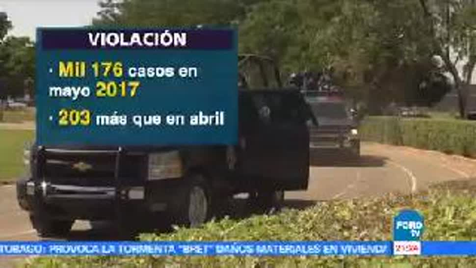 Aumentan, delitos, alto impacto, México violencia, crimen