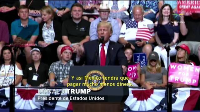 muro, solar, nueva, gran idea, Trump, Estados Unidos