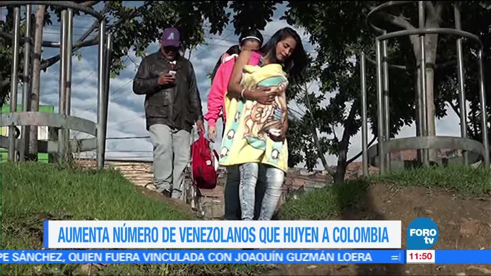 Colombia, campo de refugiados, Turquía, migrantes