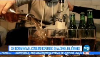 Qué, es, binge, drinking, consumo, alcohol