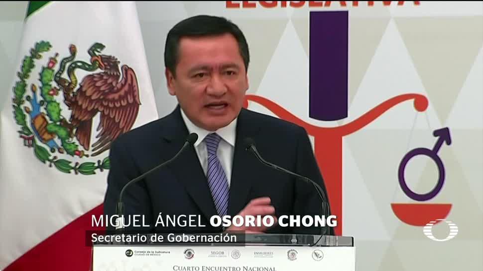 Osorio Chong, atribuye, violencia, aumento, delincuencia, común