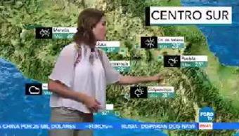 El clima, Daniela Álvarez, zona de inestabilidad, Océano Pacífico