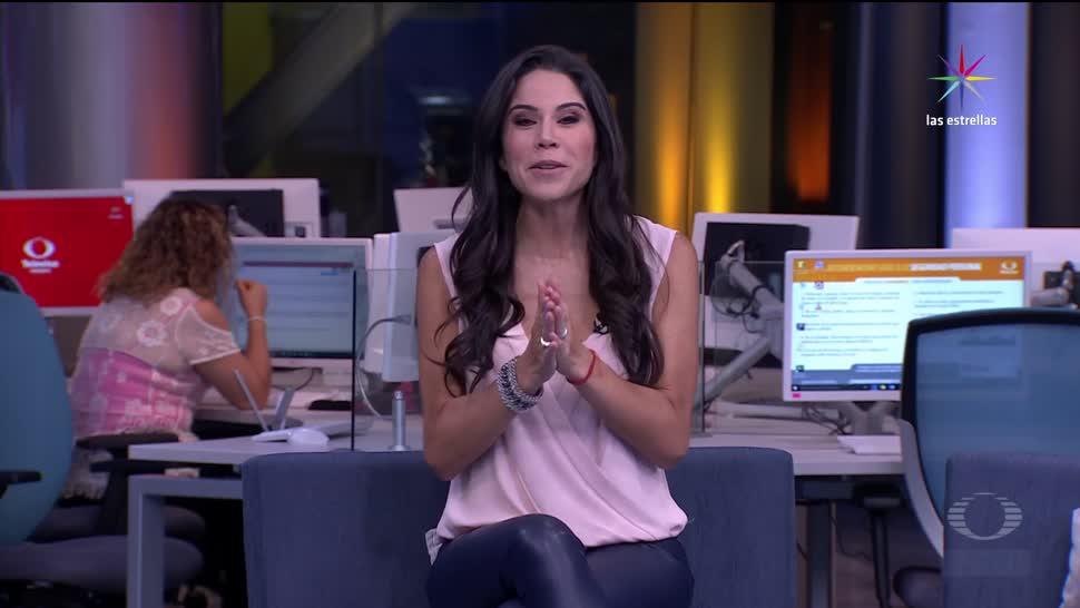 Al aire, Paola Rojas, Programa completo