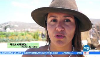 México sobre Ruedas, La Paz, Rogelio Magaña