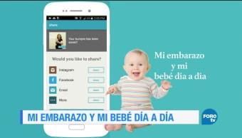 noticias, forotv, Apps, mamás, primerizas, aplicaciones para mamás primerizas