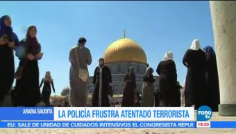 noticias, forotv, Frustran, atentado terrorista, La Meca, Arabia Saudita