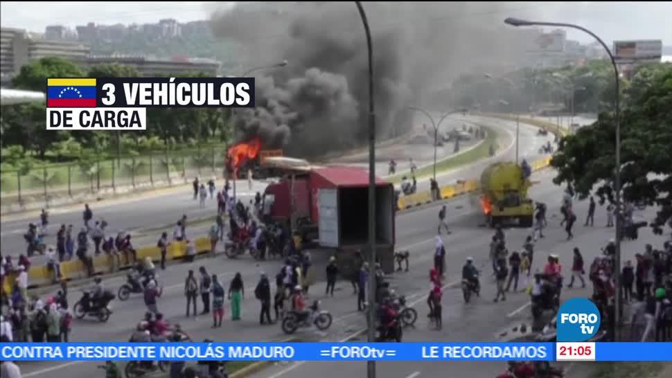 Continúan, protestas, gobierno, Nicolás Maduro, manifestaciones, gobierno venezolano