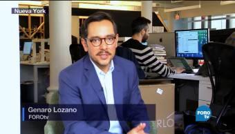 Genaro, Lozano, entrevista, Gideon Lichfield, foro global, noticias Quartz