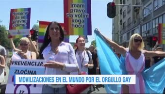 Movilizaciones, mundo, mes, Orgullo Gay, comunidad, LGBTTTI