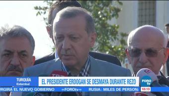 mandatario de Turquía, Recep Tayyip Erdogan, mezquita, Estambul
