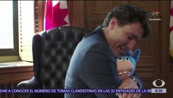 primer ministro de Canadá, Justin Trudeau, canal infantil, televisión canadiense, Gary