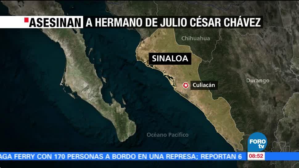 Culiacán, Sinaloa, asesinado, leyenda del box, Julio César Chávez, asalto