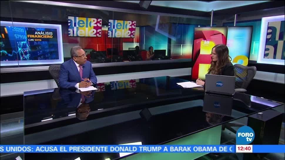 Banco de México, tasa de interés, Luis Soto, tarjetas de crédito