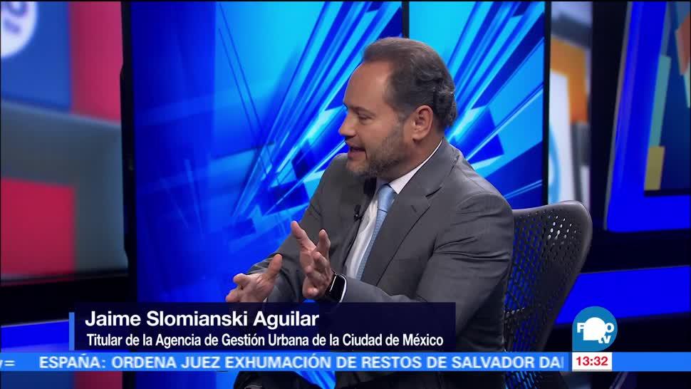 CDMX, Jaime Slomianski Aguilar, energía limpia, separación de la basura