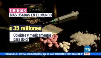 noticias, forotv, Personas, trastornos, uso de drogas, drogas