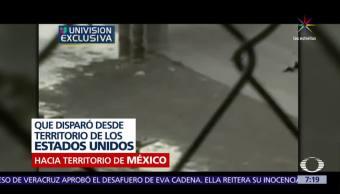 seis mexicanos, muerto, disparos de la Patrulla Fronteriza, México, condenado