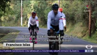 Ciclistas, fondos, espacios recreativos, prisiones mexicanas