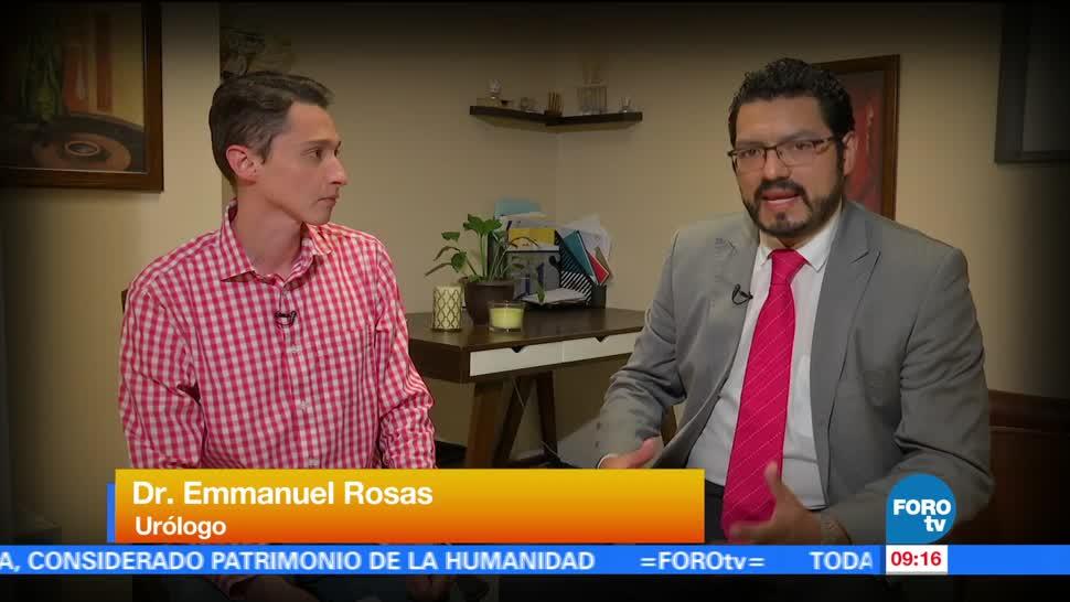 Héctor Alonso, labor, Fundación Conocer para Vivir, cáncer masculino