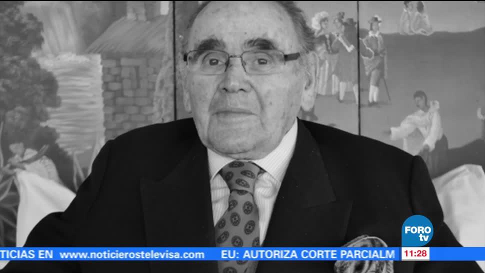 91 años, Valentín Pimstein Weiner, productor chileno, telenovelas