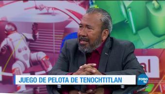 descubrimiento, edificios mexicas, Raúl Barrera a Rodríguez, Ciudad de México
