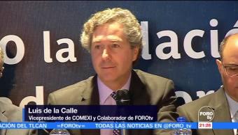 noticias, forotv, Comexi, rechaza, México, desventaja frente a EU
