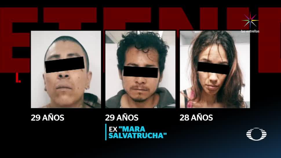 noticias, televisa, Detiene, mara salvatrucha, secuestro, CDMX