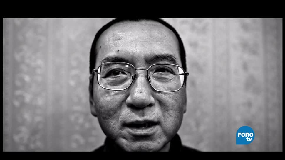 El activista y escritor chino Liu Xiaobo