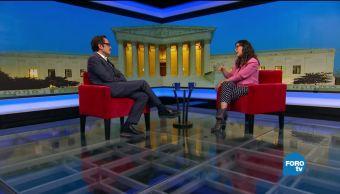 noticias, forotv, Genaro Lozano, entrevista, Geraldina González de la Vega, Alemania
