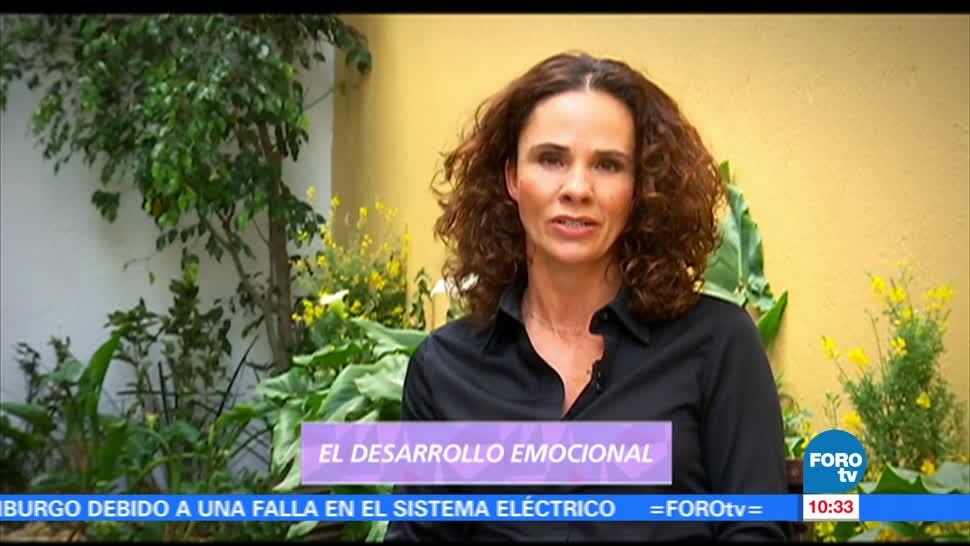 Alejandra Diener, desarrollo emocional, reportaje