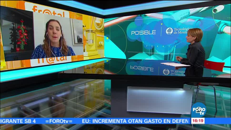 Ana Lucía Cepeda, Bolsa Rosa, bolsa de trabajo, México, talento femenino