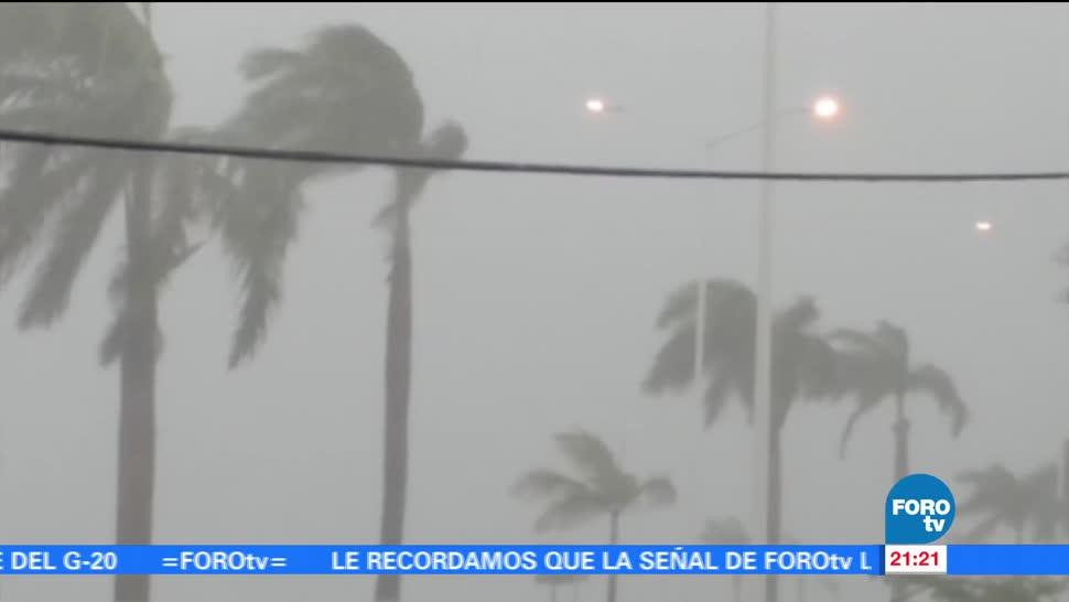 noticias, forotv, Pronostican, 14 huracanes, costas mexicanas, ciclones tropicales