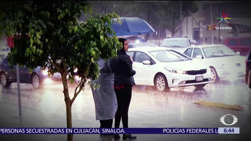 Lluvias, afectan, delegación Miguel Hidalgo, municipio de Naucalpan