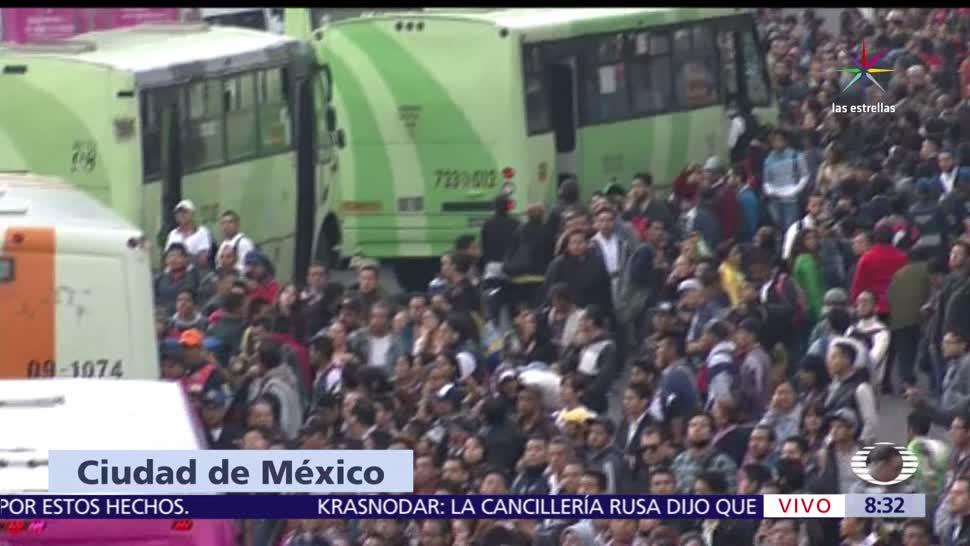 Cierre en Línea 7 del Metro, CDMX, afecta, miles de usuarios