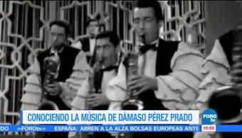 Dámaso Pérez Prado, aportaciones, mambo, danzón cubano