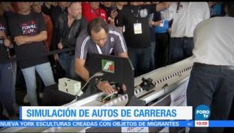 Eduardo Saint Martin, F1 in schools, estudiantes, autos de carreras