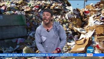 Sistema de Aguas, Ciudad de México, toneladas, basura